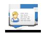 DataBid Contact Information icon